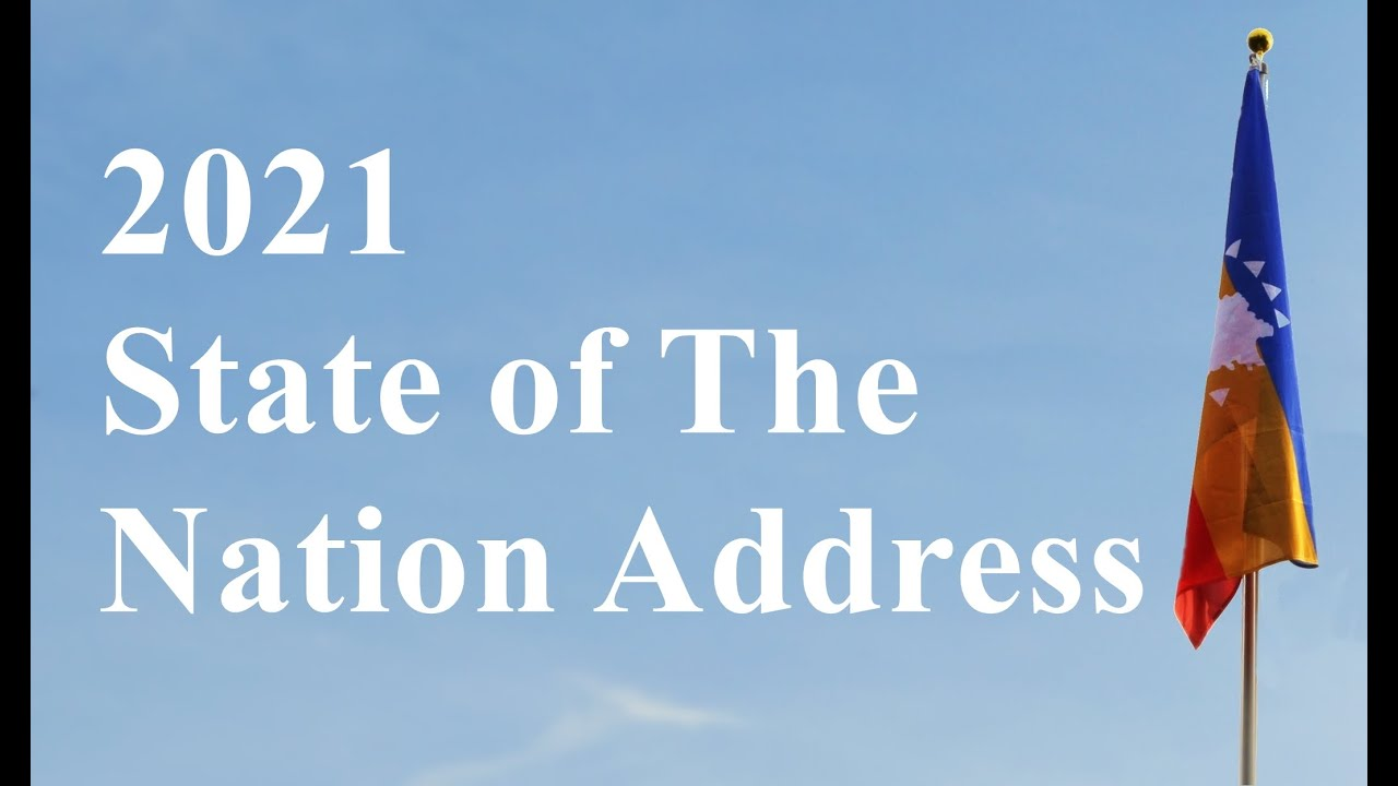 2021 State of The Nation Address