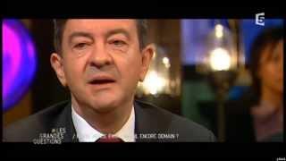 Mélenchon, Enthoven, Stiegler,... Emission/débat LGQ: 05/12/2013