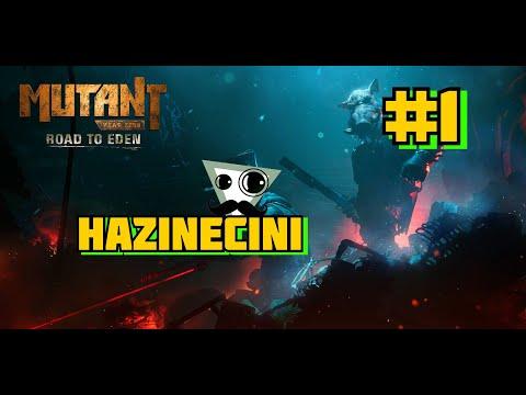 Mutant Year Zero: Road to Eden | #1 - Dux Ve Bormin