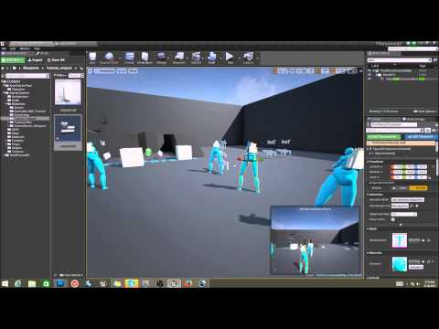 how to create ai in unreal engine 4