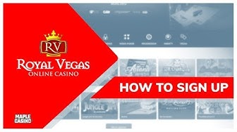 Royal Vegas Casino | Sign Up For An Account In Under Two Minutes | 2020