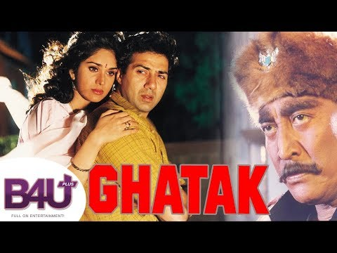 Ghatak | Full Hindi Movie HD 1080p | Sunny Deol, Meenakshi, Mamta Kulkarni
