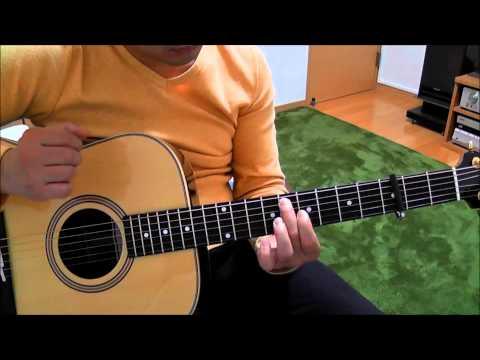 Autumn road original guitar song