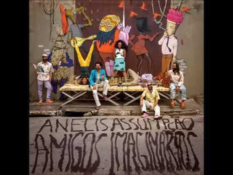 Anelis Assumpção Anelis Assumpção e os Amigos Imaginários (2014)