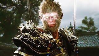 BLACK MYTH: Wukong First Gameplay Demo (Dark-Souls-Style RPG/Fantasy) 2020