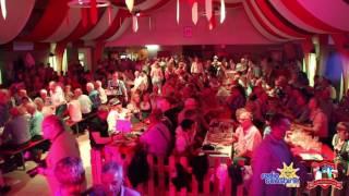 Lederhosengaudi 2016 - Live Die Zillertaler Mander - Radio Sunshine