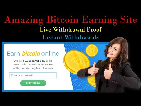 Bitcoinclix Payment Proof - Best Free Bitcoin Earning Site Review With Live Withdrawal Proof - 2020