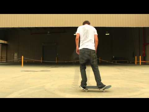 BACKSIDE FLIP SKATE SUPPORT