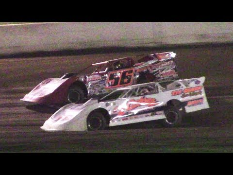 ULMS Super Late Model Heat Four | Eriez Speedway | 9-23-17