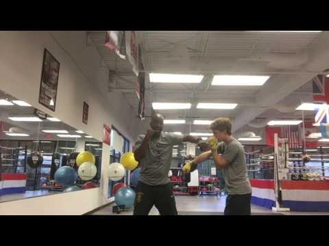Defensive Boxing Training at Sweet Science Boxing Club, ATL GA