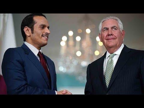 US, Qatar sign agreement on combating terrorism