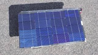Solar Powered RC Car
