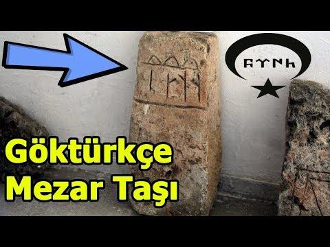 Anadolu'da Göktürkçe Mezar Taşının Sırrı