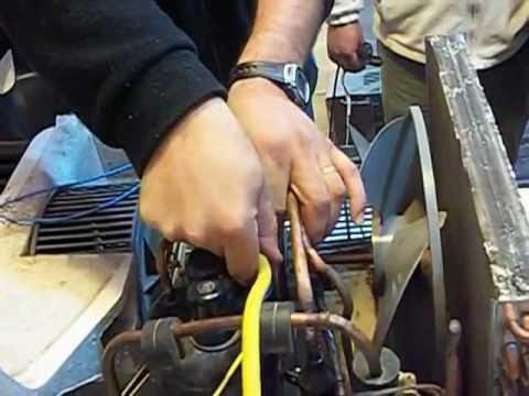 Aire acondicionado reparacion youtube for Arreglar aire acondicionado