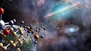 Земля 1,5 миллиарда лет назад. Зарождение жизни.
