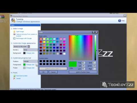Customizing Windows BOOT Screen (XP - SP1, SP2, SP3; Vista; 7)