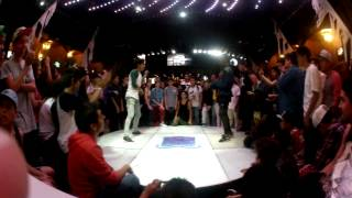 Elite Dance League 2 / Primera Temporada / Knock Out - Kosmo Vs Miel