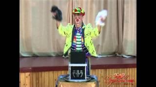 Детский фокусник. Цирк, шоу на детский праздник Днепропетровск.