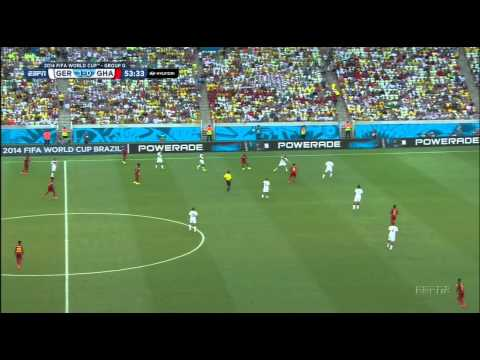 FIFA World Cup 2014 First stage - Group G Germany vs Ghana