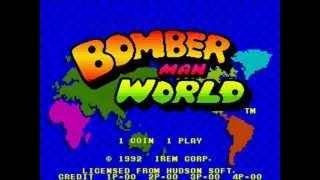 Bomberman World (Arcade) - Battle Game 1