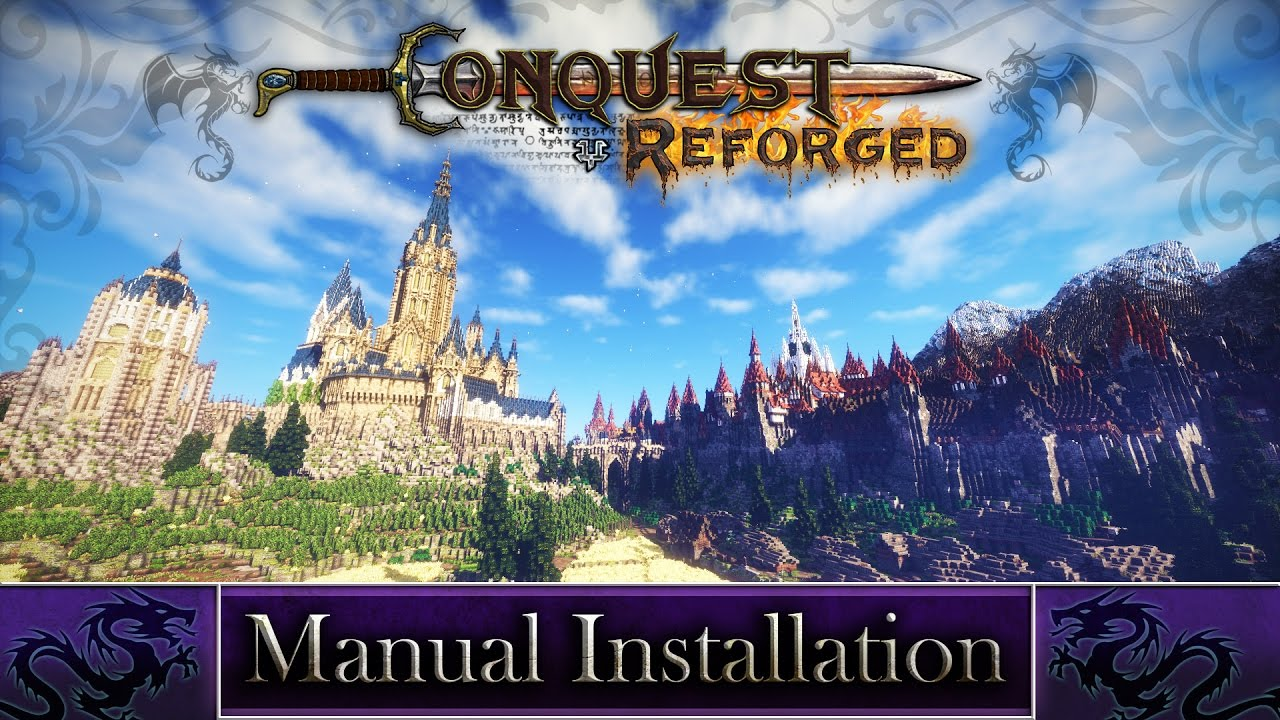 Conquest Reforged: Manual Installation Tutorial