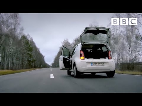 A race to run out of fuel in Ukraine - Top Gear: Series 21 Episode 3 - BBC Two