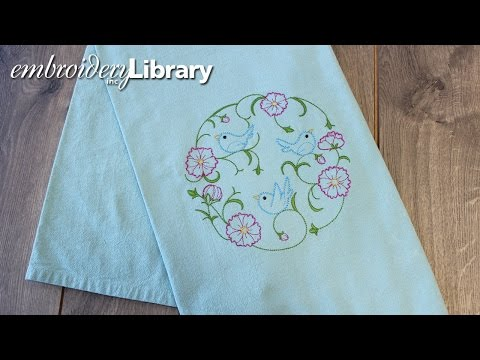 embroidering-on-floursack-kitchen-towels