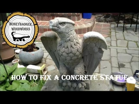 How To Fix Things Cheaply // How-To Concrete Repair