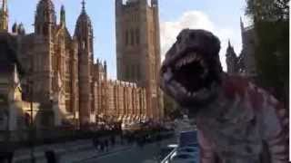 Dinosaur Zoo Tours London!
