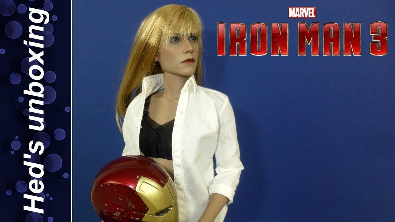 Pepper Potts Iron Man 3 Arm