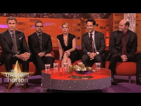 Download Youtube: Anchorman Cast Reports Audience News - The Graham Norton Show