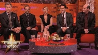 Anchorman Cast Reports Audience News - The Graham Norton Show