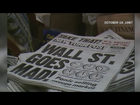 30 years after Black Monday, what has Wall Street learned?