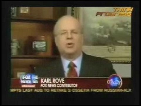 Karl Rove Admits To CIA Assassination Ring