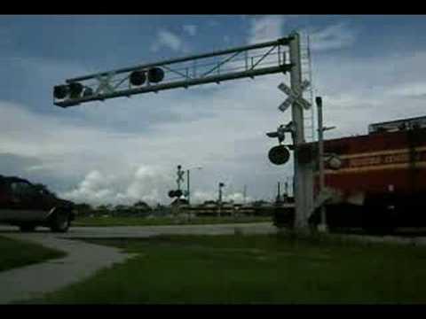 Florida Midland Railroad - Eagle Lake, FL