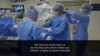 Robotic Surgery | Women's Health | Aurora BayCare Medical Center