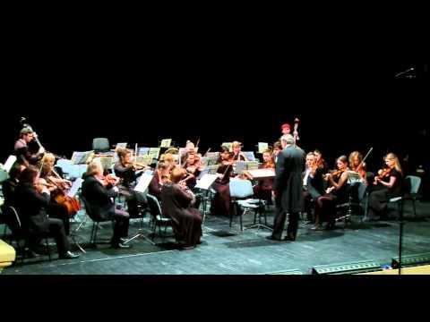 Lex van Delden Concerto per Due Orchestre d'Archi Opus 71