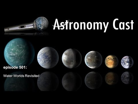 Astronomy Cast Ep. 501: Water Worlds Revisited