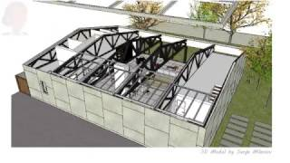 SA36: Analysis of a Roof Truss: Method of Joints