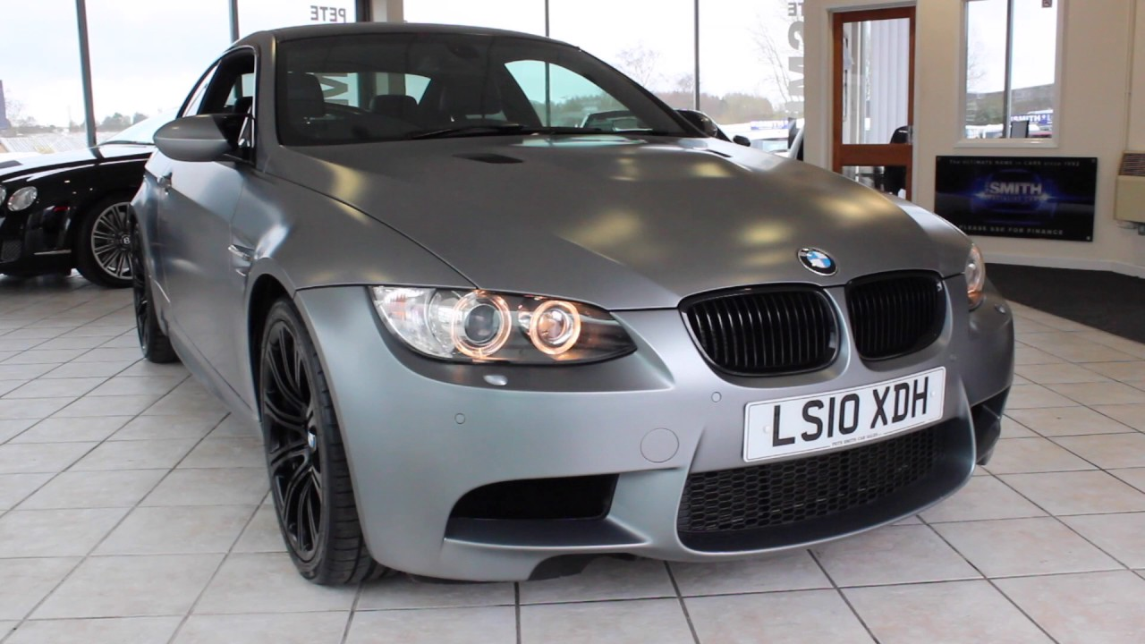 bmw m3 dct frozen grey individual matt paint youtube. Black Bedroom Furniture Sets. Home Design Ideas