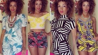 2014 Spring/Summer Print Trends {Lookbook}