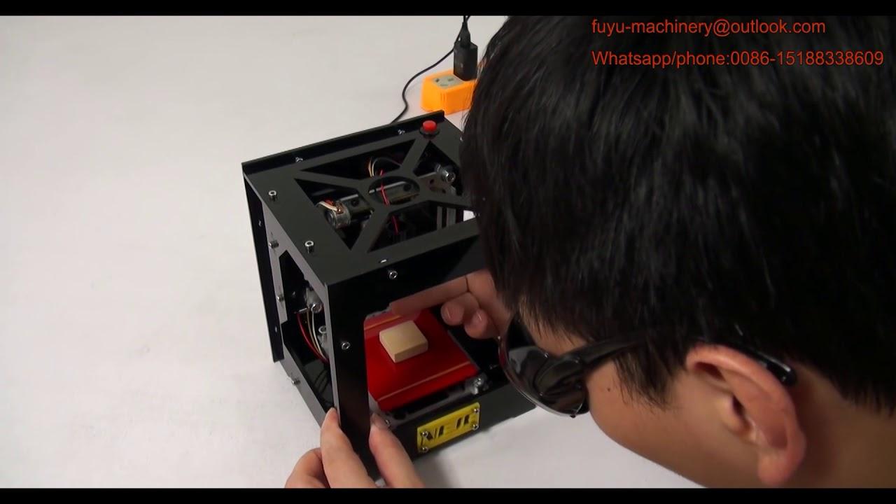 NEJE 1000mW 490x490 Pixel USB Mini Engraving Machine Compact Laser Engraver Dual USB Acrylic Filter Lazer Engraver Printer Laser Engraver Printer