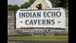 Indian Echo Caverns  in Hummelstown, Pennsylvania - Travel Video