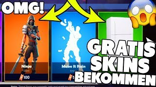 ❌NEW❌ Get Free SKINS in Fortnite !!! Token Shop - Skins Fortnite gratuit - SKINS Fortnite
