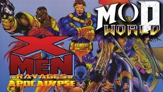 X-Men: The Ravages of Apocalypse (Quake Mod) | MOD World (Season 1 Finale)