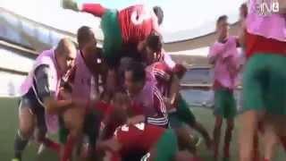 Morocco vs Nigeria. The Greatest Comeback Ever