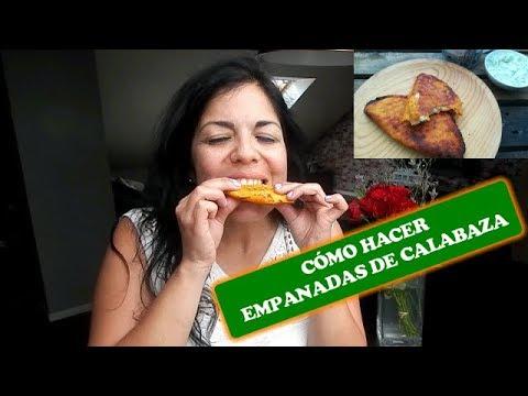 Receta Empanada de Calabaza. DELICIOSA Y FÁCIL  * SIN GLUTEN*
