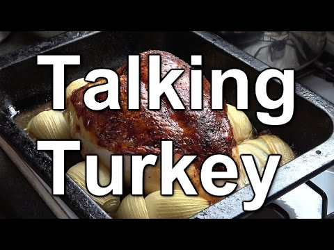 73. How to cook an entire Christmas roast turkey dinner - on a narrowboat