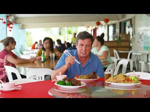 Destination WA - Food Christmas Island