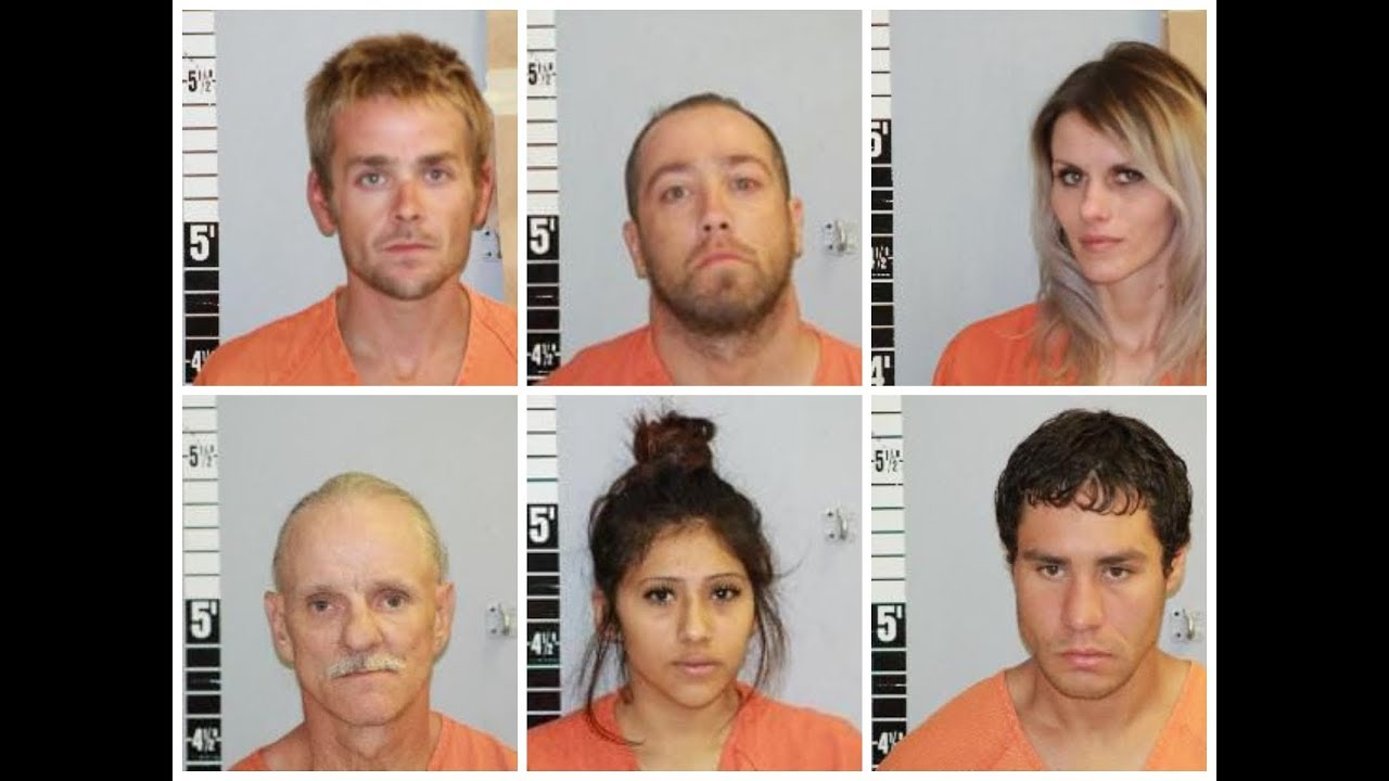 Recent arrests in Lewis & Clark County (August 29)